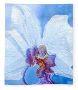Lady Orchid The Sky Beckons Fleece Blanket