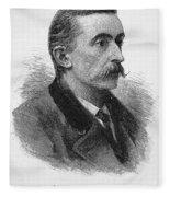 Lafcadio Hearn (1850-1904) Fleece Blanket