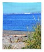 Lagoon 2 Fleece Blanket