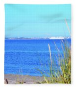 Lagoon Fleece Blanket