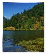 Lake Errock Fleece Blanket