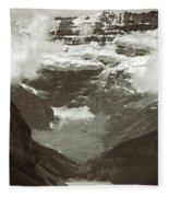 Lake Louise Fleece Blanket
