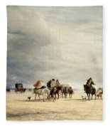 Lancaster Sands Fleece Blanket