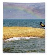 Land Of Pleasant Living Fleece Blanket