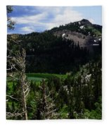 Landscape - Carson Pass 1 Fleece Blanket