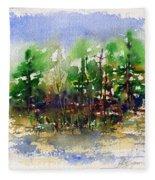 Landscape 1 Fleece Blanket