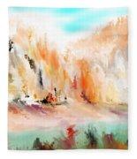 Landscape 111511 Fleece Blanket