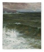 Lannacombe Bay Fleece Blanket