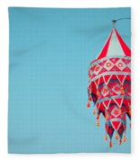 Lantern Fleece Blanket
