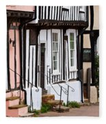 Lavenham Street Fleece Blanket