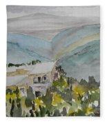 Le Liban Perdu 2 Fleece Blanket