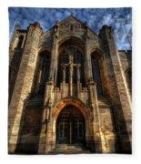 Leeds Cathedral Fleece Blanket
