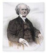 Lewis Tappan (1788-1873) Fleece Blanket