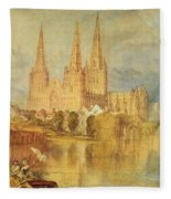 Lichfield Fleece Blanket