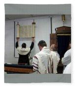 Lift Up The Torah Fleece Blanket