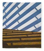 Light Struck Fleece Blanket