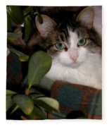 Lila's Nest Fleece Blanket