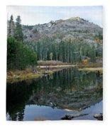 Lily Lake Fleece Blanket