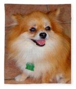 Lily - No 1 Fleece Blanket