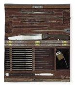 Lincoln Autopsy Kit, 1865 Fleece Blanket
