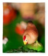 Little Chicken Fleece Blanket