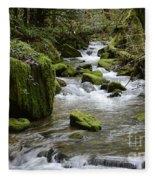 Little Creek 2 Fleece Blanket
