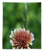 Little Flower Fleece Blanket