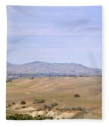 Livermore Valley Panorama Fleece Blanket