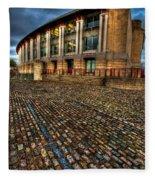 Lloyds Building Fleece Blanket