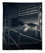 Lock 23 Fleece Blanket