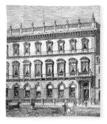 London: Carlton Club, 1868 Fleece Blanket