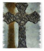 Lord Have Mercy 1 Fleece Blanket