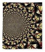 Lotsa Butterflies  Fleece Blanket