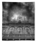 Loughborough Town Hall Fleece Blanket