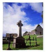Loughinisland, Co. Down, Ireland Fleece Blanket