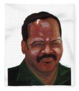 Louis Jackson Jesse Fleece Blanket