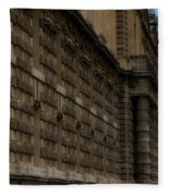 Louvre 2 Fleece Blanket