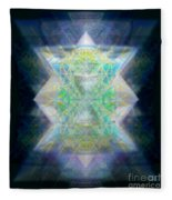 Love's Chalice From The Druid Tree Of Life Fleece Blanket