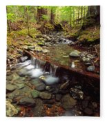 Lupin Creek, Strathcona Provincial Fleece Blanket