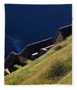 Machu Picchu Peru 5 Fleece Blanket