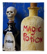 Magic Potion Fleece Blanket