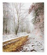 Magic Trail Fleece Blanket