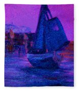 Magic Voyage Fleece Blanket