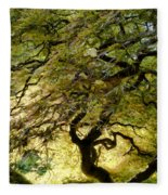Magical Tree Fleece Blanket