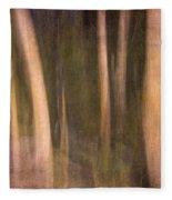 Magical Wood Fleece Blanket