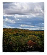 Magnificent Minnesota Fleece Blanket