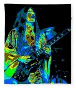 Mahogany Rush Seattle 1978 A Fleece Blanket