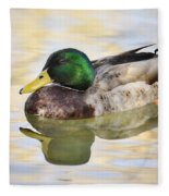 Mallard Fleece Blanket