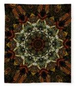 Mandala 111511 Fleece Blanket