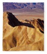 Manley Beacon Death Valley Fleece Blanket
